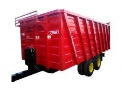 Ανατρεπόμενη καρότσα μεταφοράς 20 τόνων