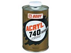 Διαλυτικό 2K ACRYL 740 NORMAL