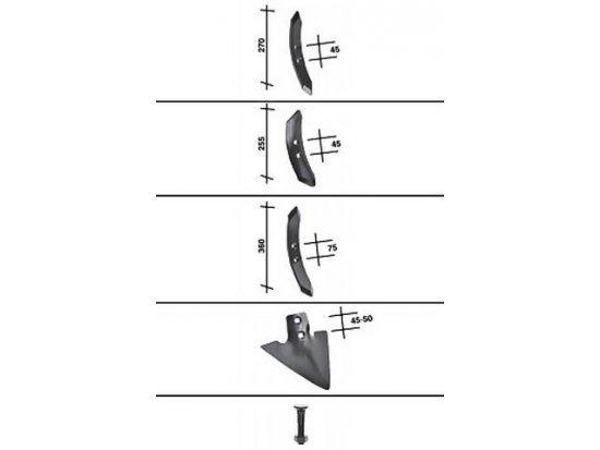 Ελατήριο διπλής σπείρας τετράγωνο 30χ30