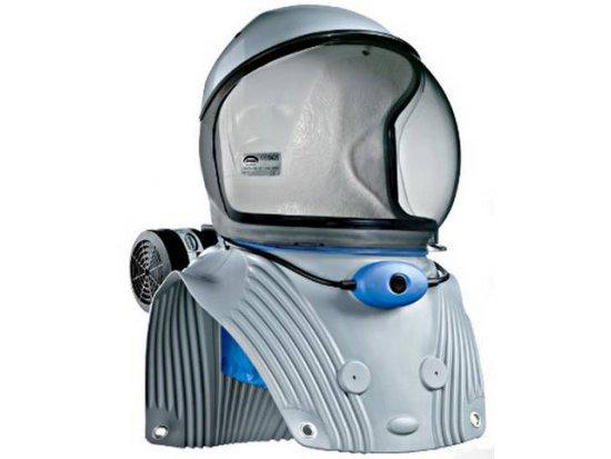 Κάσκες, μάσκες με παροχή ενέργειας από το τρακτέρ multifilter