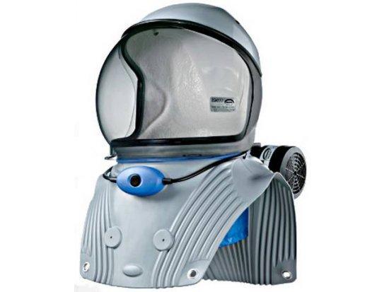 Κράνος, μάσκα, κάσκα με επαναφορτιζόμενη μπαταρία multifilter