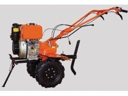 Σκαπτικό με πετρελαιοκινητήρα. Μοτοτσάπα 10 hp