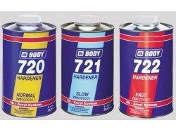 Σκληρυντές ακρυλικών χρωμάτων body 720-721-722